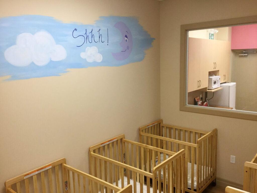 006 Pink Room Infants