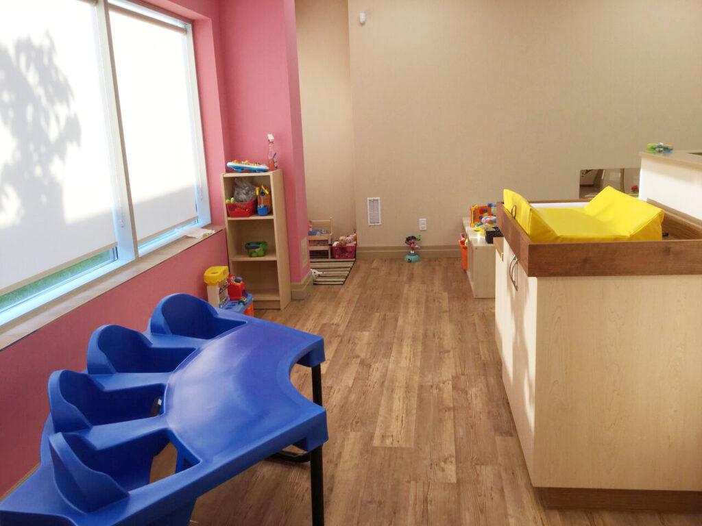 007 Pink Room Infants