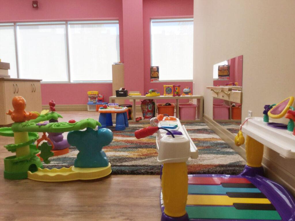 008 Pink Room Infants
