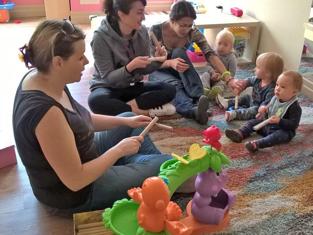 014 Pink Room Infants