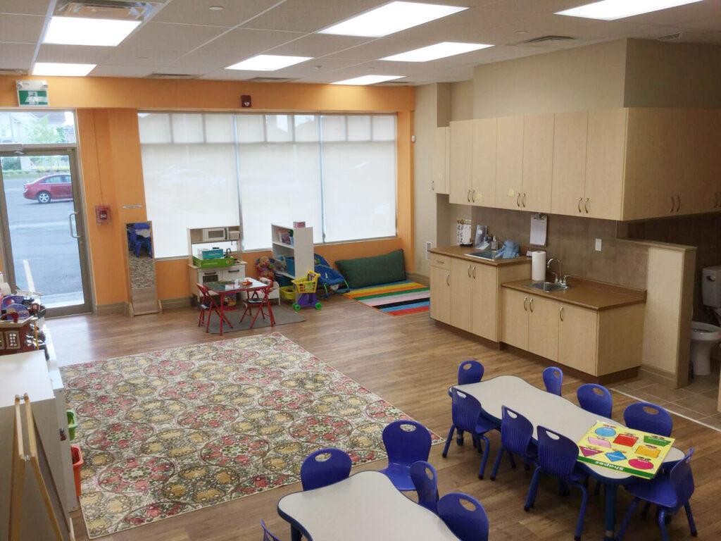 015 Orange Room Preschool