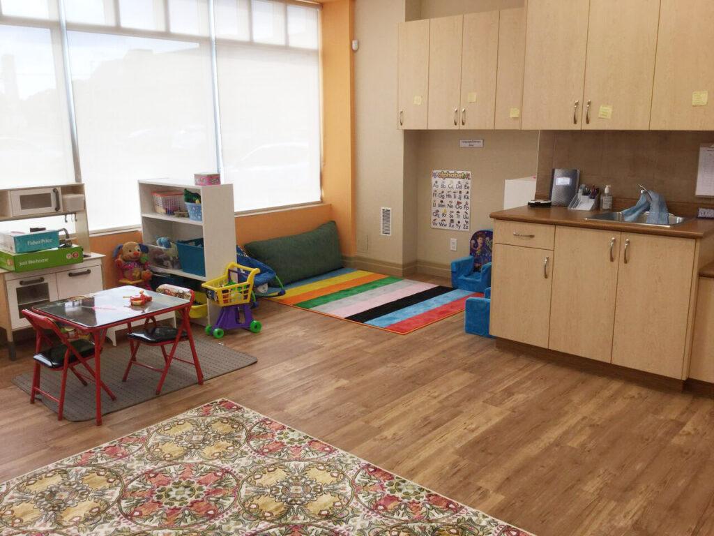 016 Orange Room Preschool