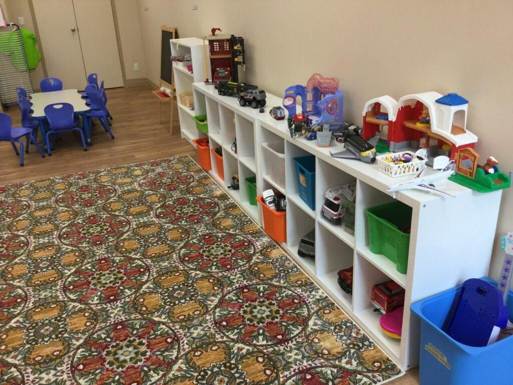 017 Orange Room Preschool