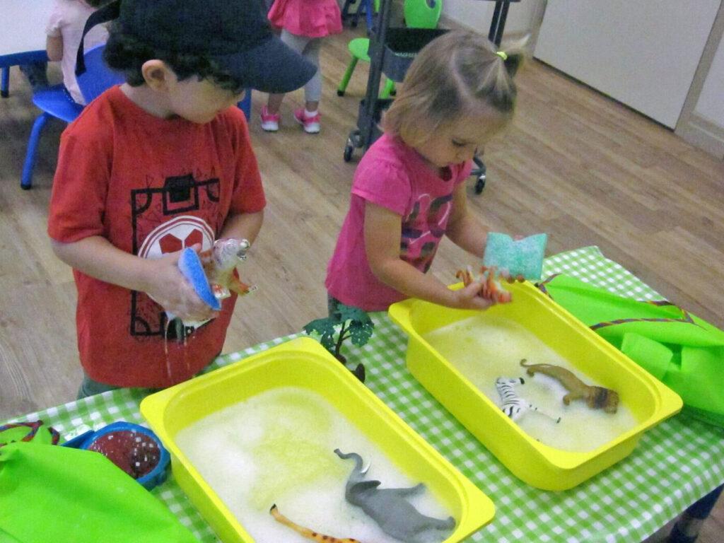 022 Orange Room Preschool
