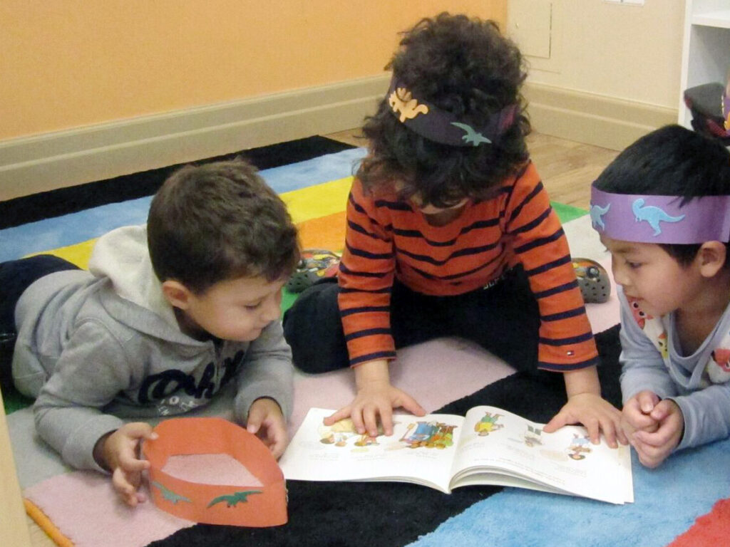 023 Orange Room Preschool