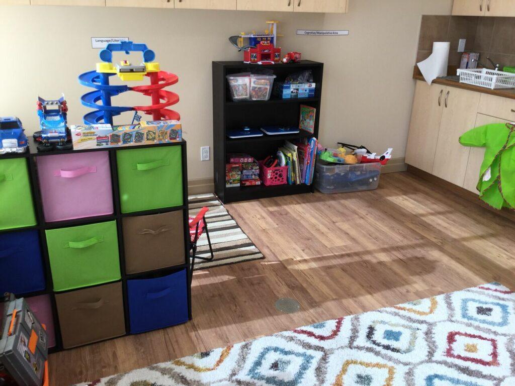 036 Brown Room Kindergarten